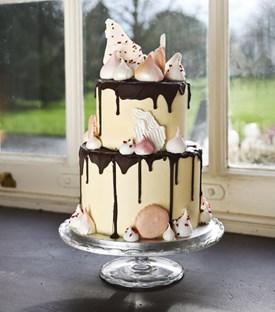 Buttercream wedding cakes