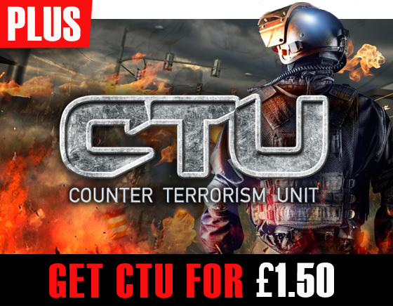 Get CTU for only £1.50