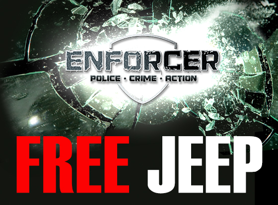 FREE JEEP for Enforcer