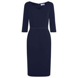 Kensington Navy Work Dress